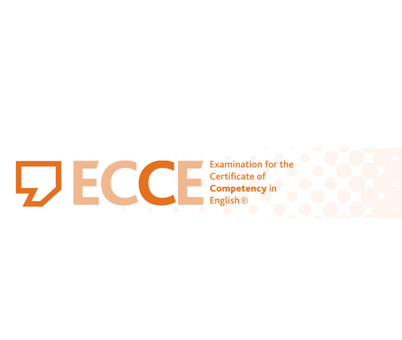 Examination for the Certificate of Competency in English (ECCE)